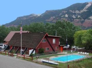 United Durango Colorado RV Park Campground 360Durango Pool