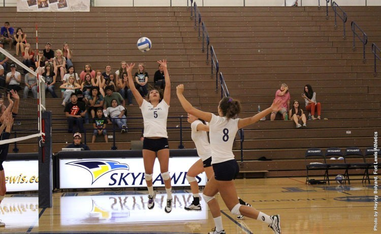 Skyhawk Volleyball