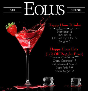Eolus Happy Hour