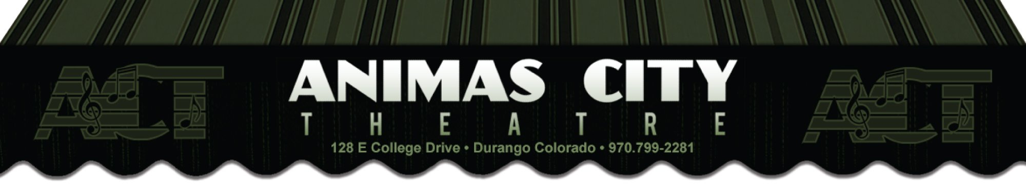 Animas City Theater banner
