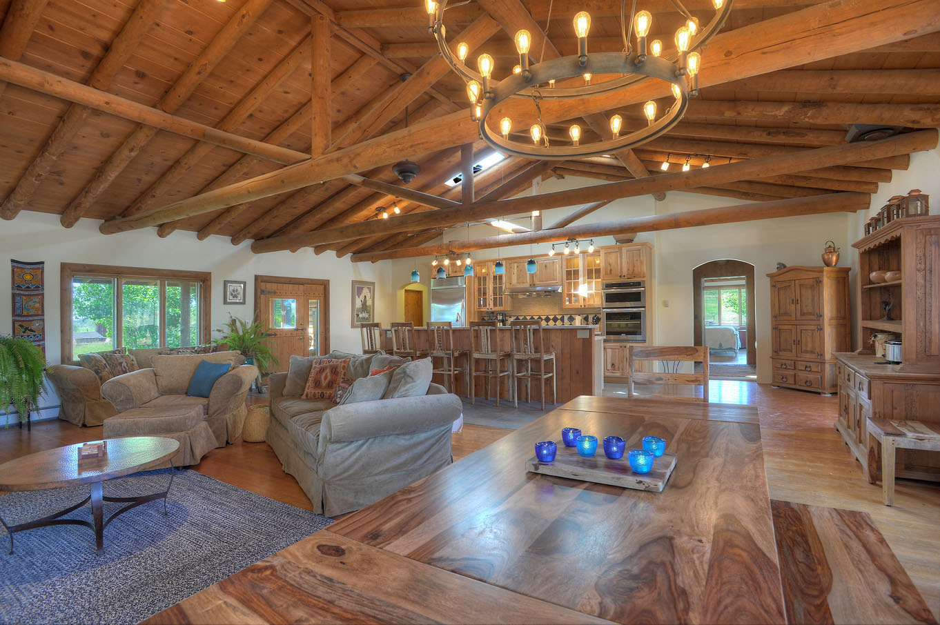 Vacation accommodations of durango vacation rentals for Cabins to stay in durango colorado