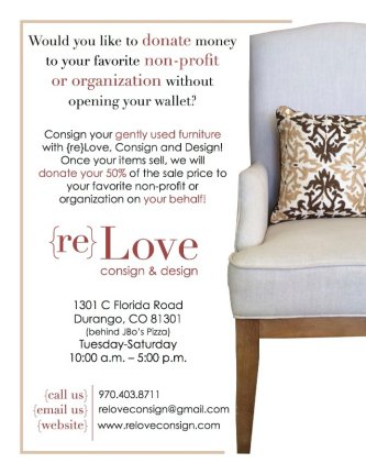 {re} Love Consign Decor