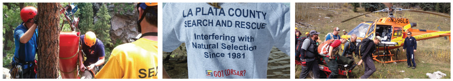 La Plata Search and Rescue