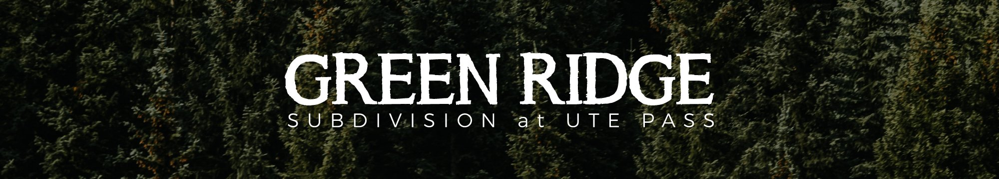 Green Ridge Subdivision