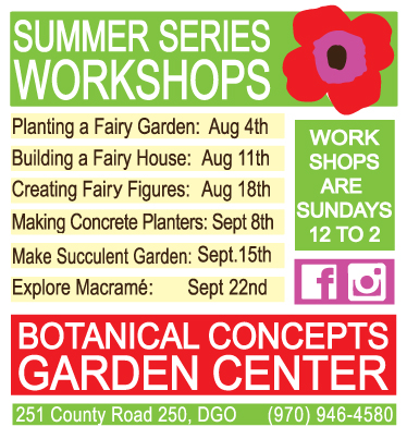 Summer Series Workshops: Creating Fairy Figures - Event