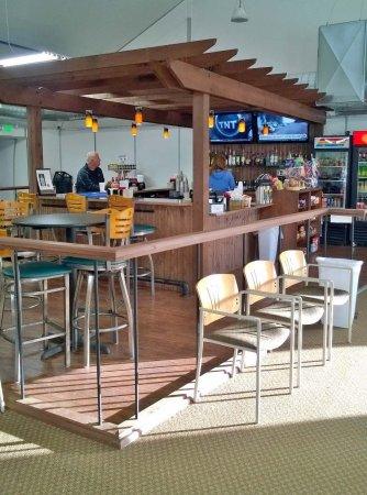 Durango Airport bar