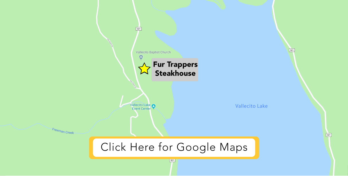 Fur Trappers Steakhouse Google Maps Directions