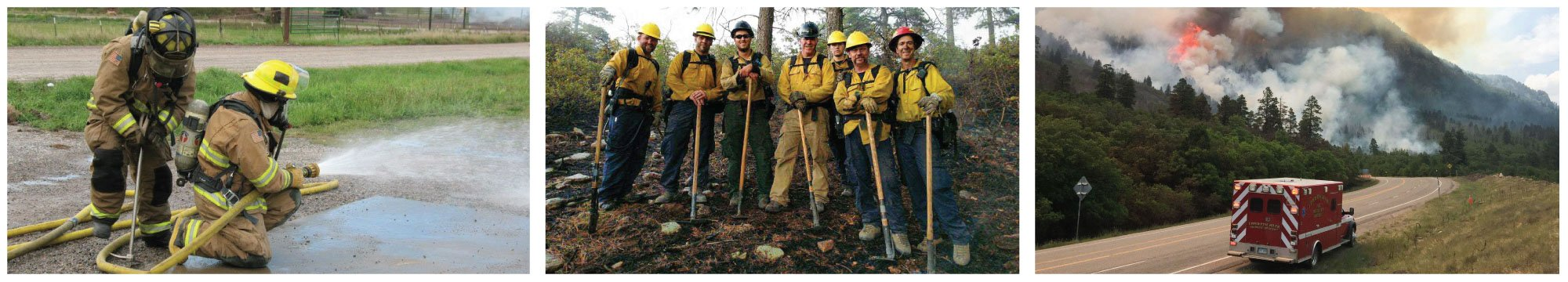 Private wildland fire companies