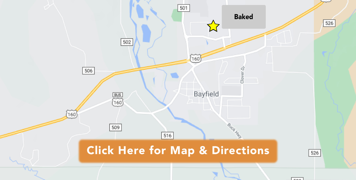 Directions to Baked