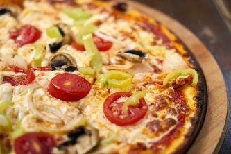 take n\' bake pizza