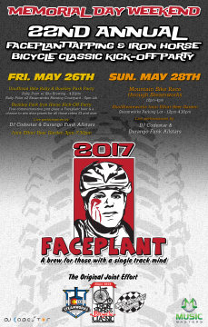Faceplant Release Party