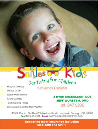 Smiles 4 Kids Brochure