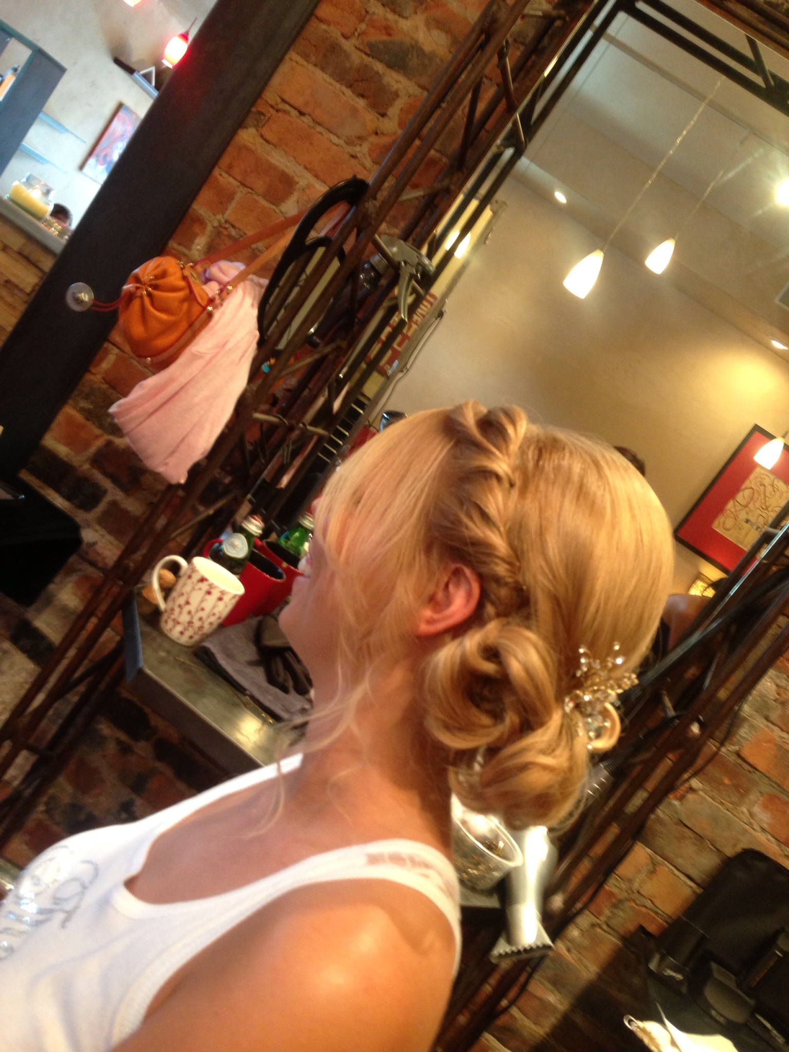 Hair Fusion Salon Durango Wedding Hairstyles Makeup Bridal Party
