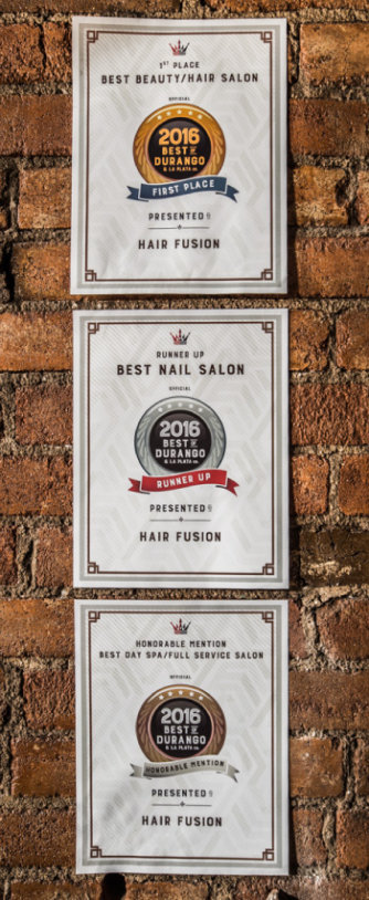 Hair Fusion Best of Durango \'16
