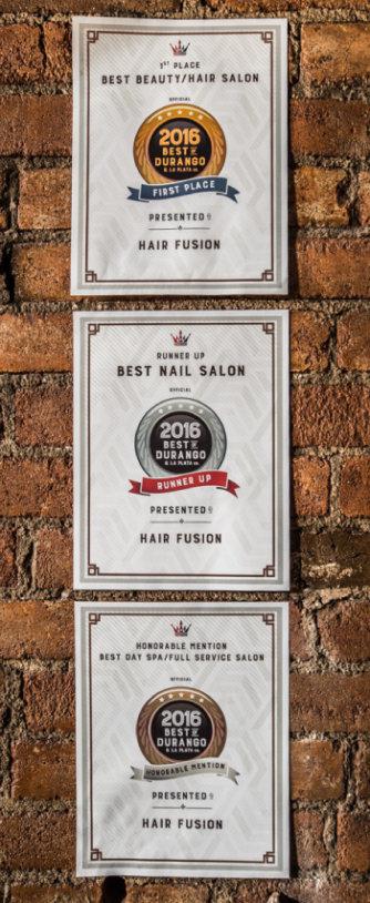 Hair Fusion Best of Durango \'16