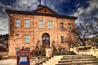 Animas Museum, Durango, Colorado