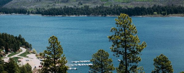 Blue Spruce Rv Park Amp Cabins Vallecito Lake Durango