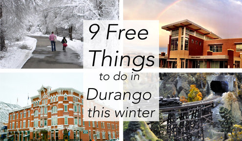 9 Free Things to do in Durango this winter