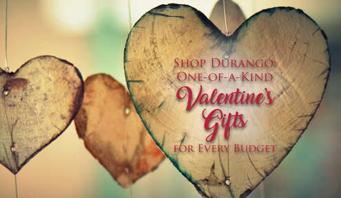 Shop Durango: One-of-a-Kind Valentine's Gifts for Every Budget