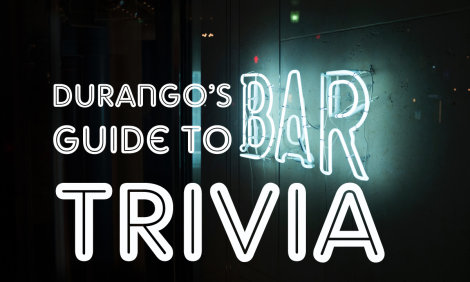 Local\'s guide to bar trivia in Durango, CO