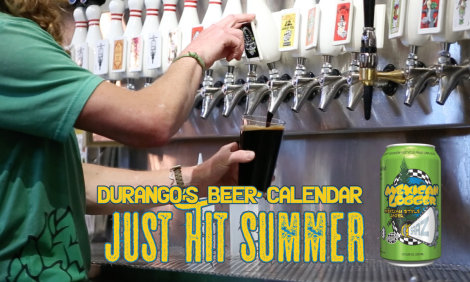 Durango's Beer Calendar Just Hit Summer