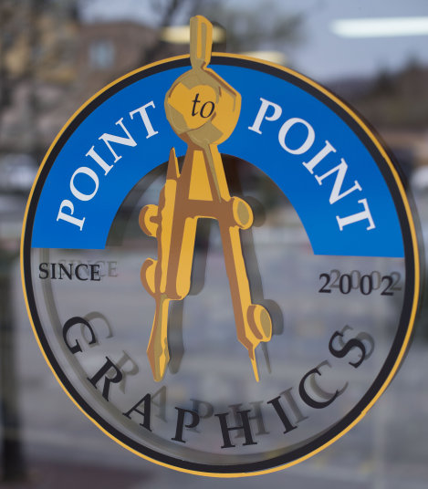Point to Point Graphics Logo