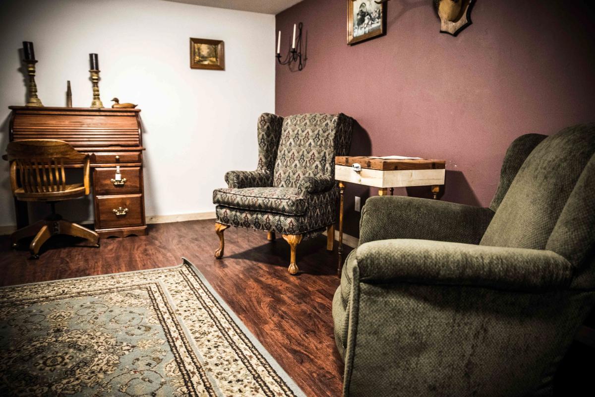 Sherlock\'s Apartment at Conundrum Escape Room