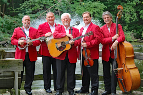 David Parmley and Cardinal Tradition visits the Durango Bluegrass Meltdown