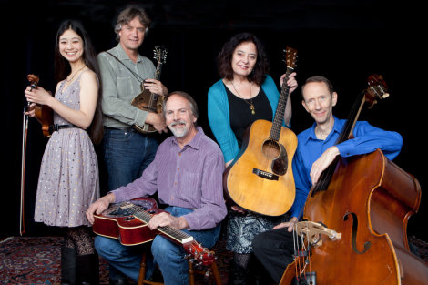 Kathy Kallik Band  visits the Durango Bluegrass Meltdown