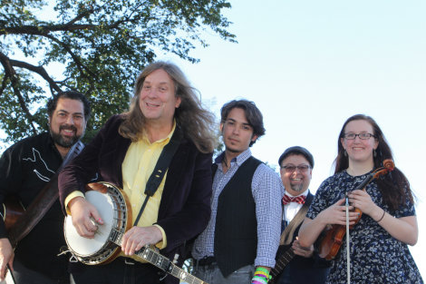 Jeff Scroggins and Colorado visits the Durango Bluegrass Meltdown