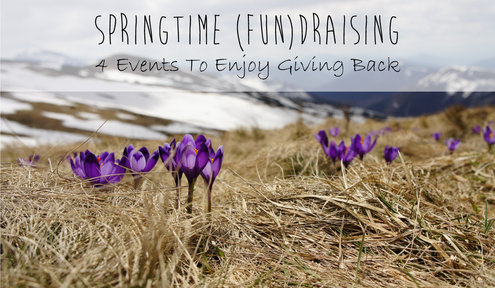 4 Spring (Fun)draising Events This Week