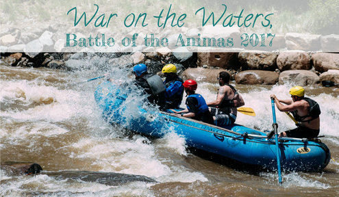 War on the Waters, Battle of the Animas 2017