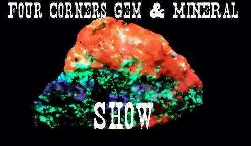 Four Corners Gem & Mineral Show 2017