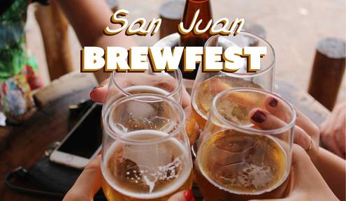 San Juan Brewfest: So Much More Than Your Grandfather's Brewfest