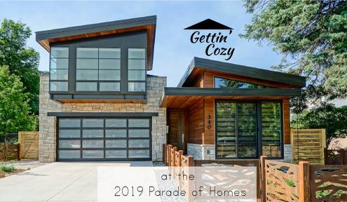 Gettin' Cozy at the 2019 Parade of Homes