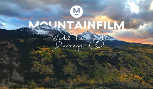 Mountainfilm World Tour 2017, Durango, CO