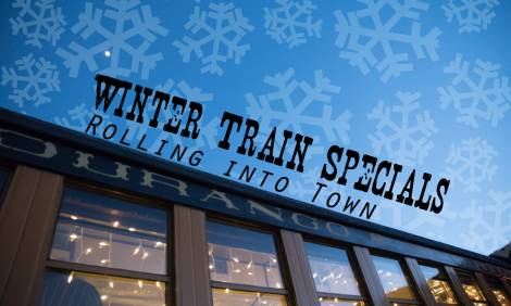 Winter Train Specials Rolling into Town
