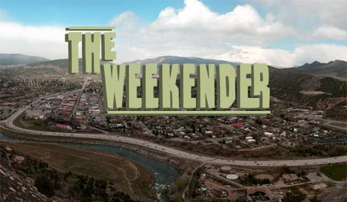 The Weekender // September 14th - 16th