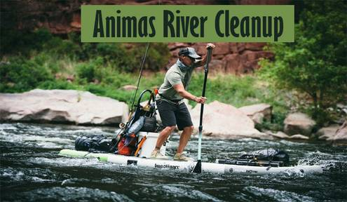 Animas River Cleanup