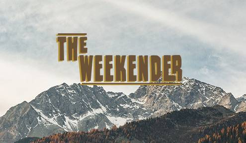 The Weekender // October 19th - 21st