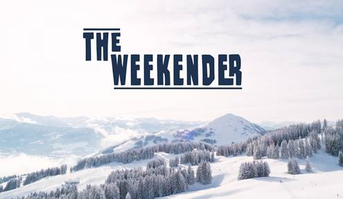 The Weekender // January 4th-6th