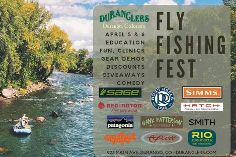 Duranglers Fly Fishing Festival