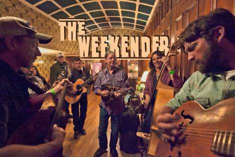 The Weekender // April 12th - 14th