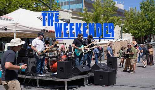 The Weekender // May 17th - 19th