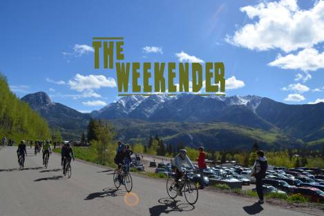 The Weekender // May 23rd - 25th