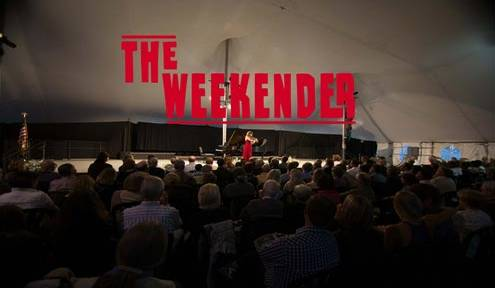The Weekender // July 12th - 14th