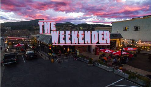 The Weekender // July 18th - 20th