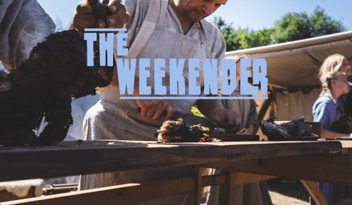 The Weekender // July 26th - 28th
