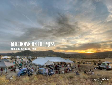 Durango Bluegrass Meltdown on the Mesa