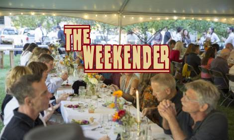 The Weekender // Sept. 6th - 8th